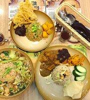 Bms Organics Vegetarian Cafe, Damansara Utama