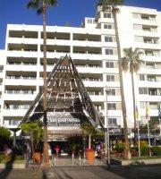 Centro Comercial Hotel las Palmeras