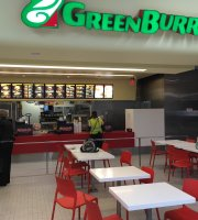 Carl's Jr. Green Burrito