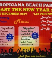 Tropicana Beach Shack