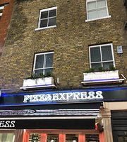 Pizza Express Bishopsgate London
