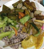 Ming Kwan Vegetarian restaurant kafe