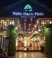 Vuon Hanh Phuc - Restaurant & Lounge