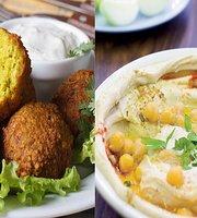Hummus Falafel Sarah