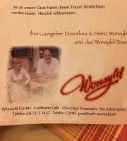 Cafe Wonsyld