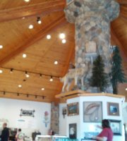 Log Cabin Store & Eatery
