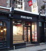 Five Guys York