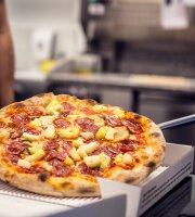 dieci Pizza Kurier Binz-Wollishofen
