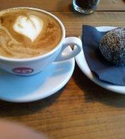 Klubhæftets kaffebar