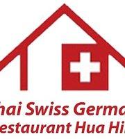 Thai Swiss German Restaurant Hua Hin