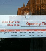 Clare fish & chip shop