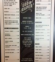 Cod & Caper