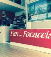 Pan Per Focaccia Caffe