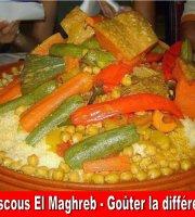 Couscous El Magrheb