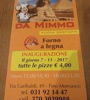 Da Mimmo - Pizza e Kebab