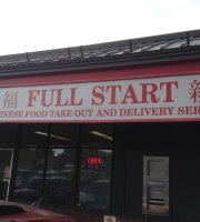 Full Start Chinese Food Take Out