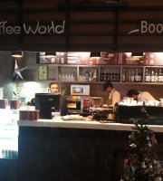 Inderlok Coffee World Cafe