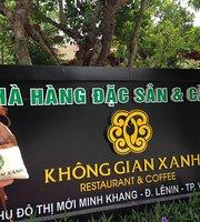 Khong Gian Xanh Restaurant