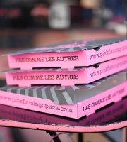 Pink Flamingo Montmartre