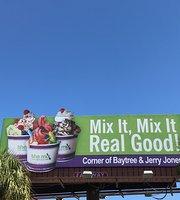 The Mix Frozen Yogurt & Ice Cream