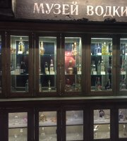 Otkroi Rot. Book Vodka Bar