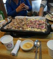 Saeng Duck and Saeng Fire Pork Grill