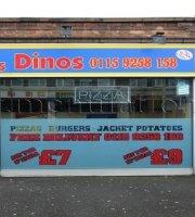 Dinos Dial A Pizza
