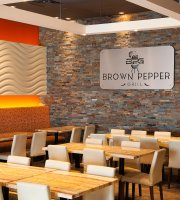 Brown Pepper Grill