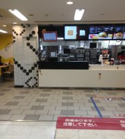 McDonald's Hatano Shibusawa Maxvalu