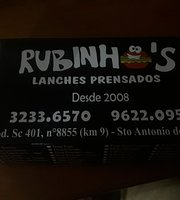 Rubinho's Lanches
