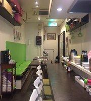 Wine And Western Food Restaurant Kitchen Van