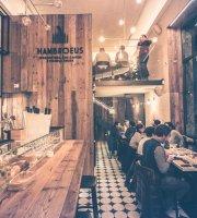 Hambroeus - Prosciutteria con Cantina e Piccola Cucina