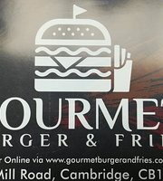 ‪Gourmet Burger and Fries‬