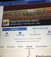 Tasty Gyro Coney Island