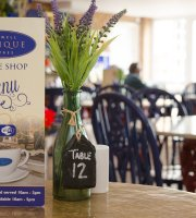 Hemswell Antique Centres Coffee Shop