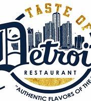Taste of Detroit