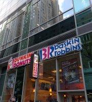 Dunkin' Donuts - Baskin Robbins