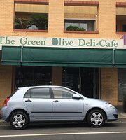 The Green Olive Deli Cafe