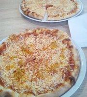 Pizza Grune Insel