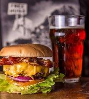 Burger Land.
