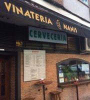 Vinateria Nanis
