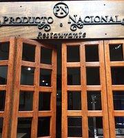 Producto Nacional Restaurante