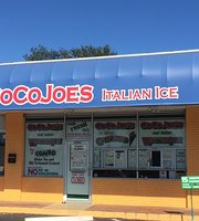 Coco Joe's real italian waterice