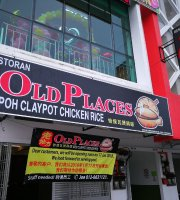 Old Places Restaurant Ipoh Claypot Chicken Rice