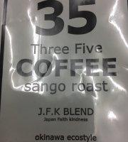 Three Five Coffee Shop