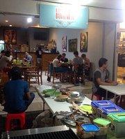 Warung BBQ Mek Made