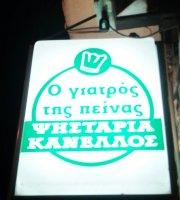 Kanellos - O Giatros tis Peinas