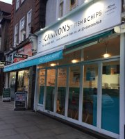 Cannons Fish and Chips