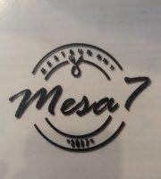 Mesa7 restaurante