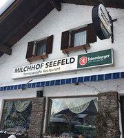 Terassen Restaurant Milchhof